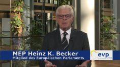 MEP Heinz K. Becker – Strafverfahern Gegen Ungarische Regierung