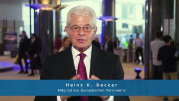 MEP Heinz K. Becker Zur EU Befragung Zur Zeitumstellung