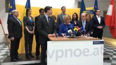 NÖ EU Kandidatenpräsentation