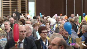 Bunter Nachmittag Im Teilbezirk Zistersdorf/NÖ (efz142)