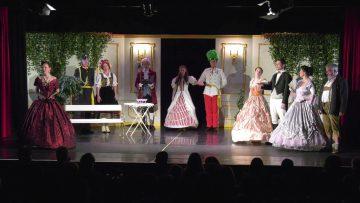 """Theaterbühne Österreich Spielt Die Operette """"Sissy"""""""