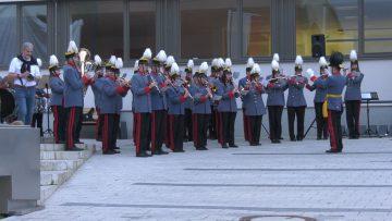 Angelobung Bei Der Bürgergarde Sierning