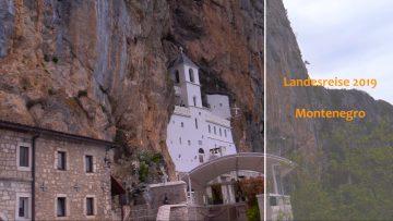 Landesreisevideo 2019 Montenegro