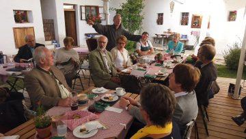 Volkskultur Und NÖs Senioren: Singen Im Brandlhof