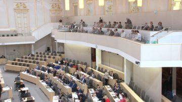 NÖ Senioren Bezirk Lilienfeld Im Parlament