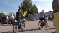E Mobilitätstag Von NÖ Senioren Mit E Bike