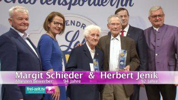 Prämierung NÖ SeniorensportlerIn Des Jahres 2019