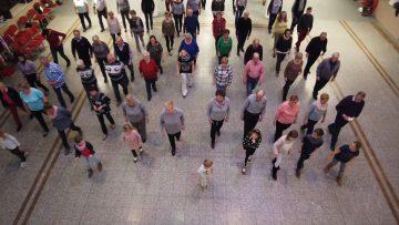 NÖ Seniorenball 2020 – Vorbereitung Tanzeinlagen