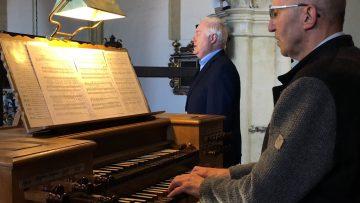 Advent 2020 01 – Hannes Nistl – Hört Es Klingt Vom Himmelszelt