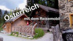 """""""Österreich Mit Dem Reisemobil"""" Von Herbert Pangerl"""