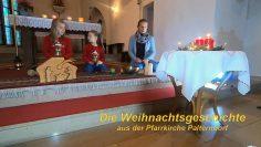 Weihnachtsspiel Mit Kindern Aus Der Pfarrkirche Palterndorf