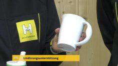 """Hilfswerk Niederösterreich Tipp: """"Hilfsmittel Bei Der Ernährung"""" Efz 2021 004 04"""