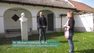 Haydn Museum In Rohrau 2021 Efz193