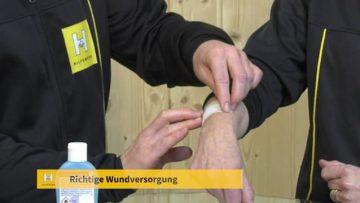Hilfswerk Niederösterreich Tipp – Wundversorgung 2021 – Efz195