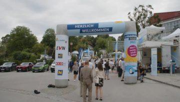 Auftakt Der E Mobilitäts Tour 2021 Efz200