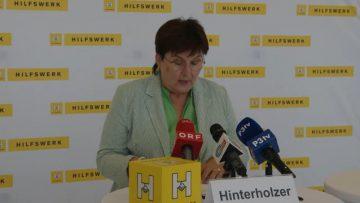 """Hilfswerk NÖ – 4.Punkte Programm Für Pflegende Angehörige"""" 2021 Efz200"""
