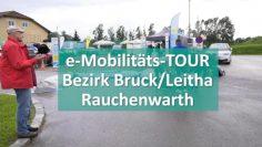 E Mobilitäts TOUR 2021 Bezirk Bruck/Leitha Efz201