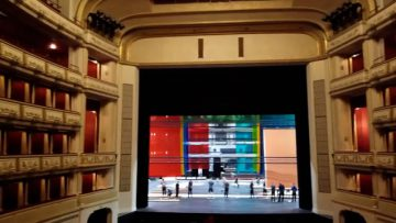 Besuch Der Wiener Staatsoper Efz203